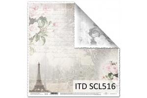 Popierius skrebinimui 31,5x32,5 cm. SCL516