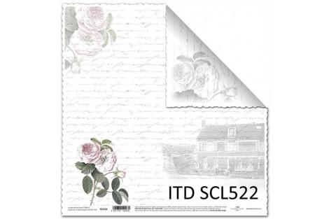 Popierius skrebinimui 31,5x32,5 cm. SCL521