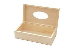 Dėžutė servetėlėms stačiakampė 1824