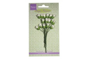 Mini-flowers set, lilac