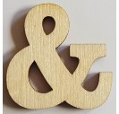 "Decoration ""&"" 3 cm. Gift90"