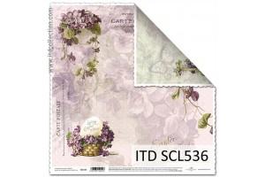 Popierius skrebinimui 31,5x32,5 cm. SCL536