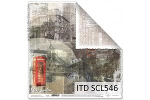 Popierius skrebinimui 31,5x32,5 cm. SCL546
