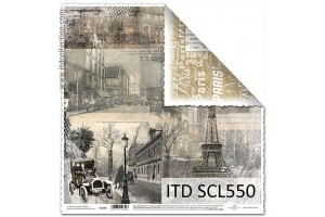 Popierius skrebinimui 31,5x32,5 cm. SCL550