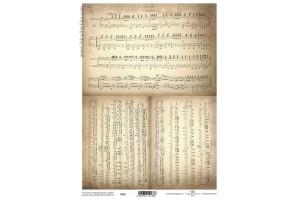 Popierius skrebinimui permatomas A4 112 g. P001