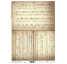 Popierius skrebinimui permatomas A4 112 g. P003