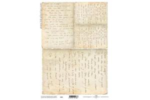Popierius skrebinimui permatomas A4 112 g. P002