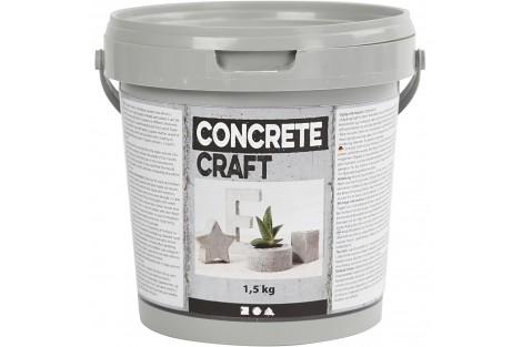 dekoratyvinis rankdarbiu cementas