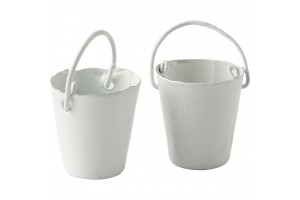Mini  bucket 1 pcs. 18x18 mm.