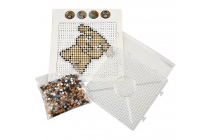 Fuse beads starter kit dog