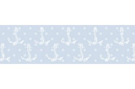 Washi tape sea print 15mmx8m.