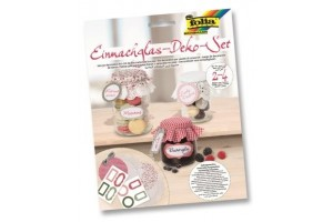 Jan jar decoration kit