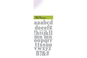 Die alphabet