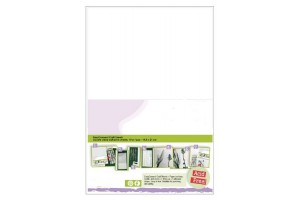 Double sided adhesive 5 sheets