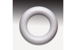 Styrofoam half ring 25 cm.