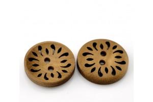 Button 23 mm.