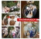 Christmas ball with pfoto