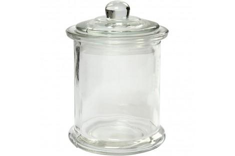Stiklinis indelis 8x14,5 cm.