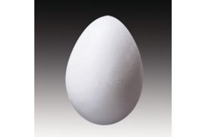 Putų polisterolo kiaušinis 6 cm.