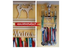 Lentyna medaliams