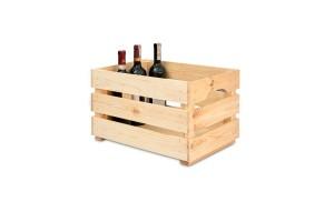 Wooden box 46x31x27