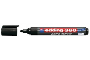 Board marker black