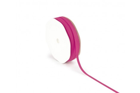 Catton ribbon 0,5 mm. 1 m. pink