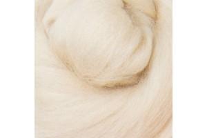 Merino wool 16 microns, cream