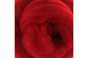 Medvilnė 50 gr. raudona