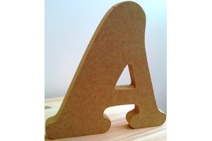 MDF letter A Gift106
