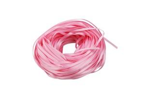 Satin Ribbon 6 mm., baby pink