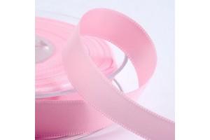 Satin Ribbon 6 mm., vintage pink