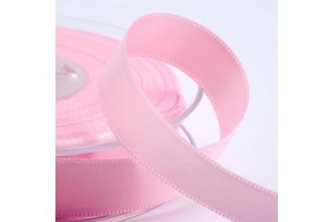 Satininės juostelė 6 mm., kūdikio rožinė