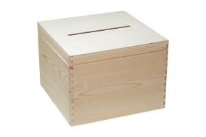 Dėžutė vokeliams 30 x 30 x21,5 cm. DR1836