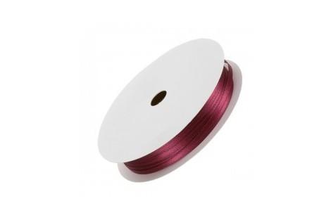 Satininės juostelė 6 mm., ryški violetinė 1 m.