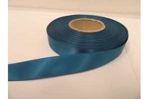Satininės juostelė 6 mm., vintažinė mėlyna 1 m.