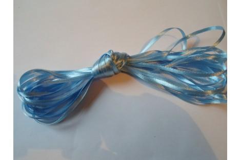 Satin ribbon blitz 3 mm. 1 m. royall blue