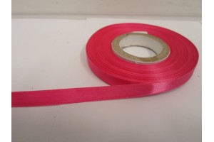 Satin ribbon blitz 3 mm. 1 m. flamingo