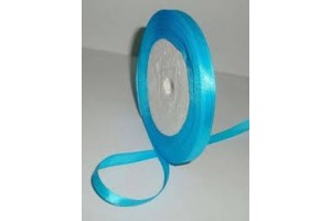 Satin ribbon blitz 3 mm. 1 m. sky blue