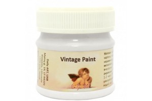Vintage paint 300 ml. snow white