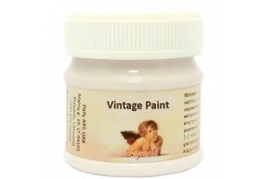 Vintage paint 300 ml. milk white