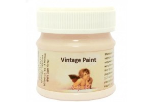 Vintage paint 300 ml. cream