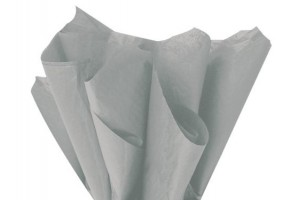 Tissue paper,  50x70 cm.,13 pcs., milk color, F91580