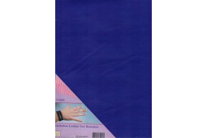 Eco leather, Cobalt