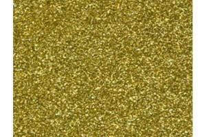 """Dekoratyvinė guma """"EVA foam"""" rankdarbiams blizgi auksinė, 2 mm. 22x30 formato"""