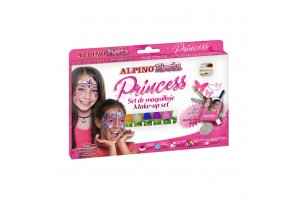 Make-up set Princess 6 colors