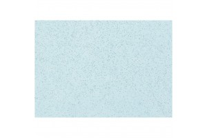 Felt, 20x30 cm., 1 mm., light blue with glitter, 45385