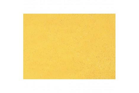 Filcas, 20x30 cm., 1 mm., žydras su blizgučiais, 45385