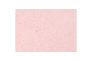 Felt, 20x30 cm., 1 mm., light pink with glitter, 45383