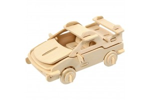 "Wood Construction ""Car"", 57858"